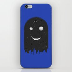 Friends From The Black of The Night iPhone & iPod Skin