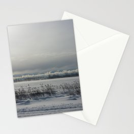 Perfect Snow Stationery Cards