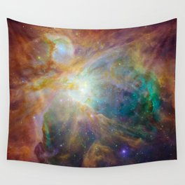 Heart of Orion Nebula Space Galaxy Wall Tapestry