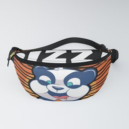 Pizza Eat Master Fanny Pack