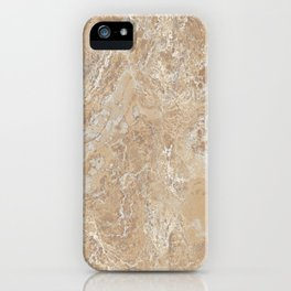 Marble Texture Surface 09 iPhone Case