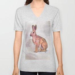 Hare Today Unisex V-Neck