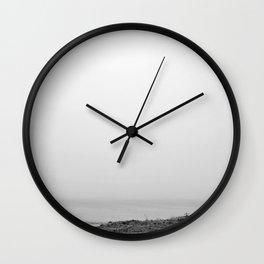 Reykjavík shore 2 Wall Clock
