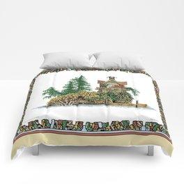 MY ISLAND RETREAT Comforters