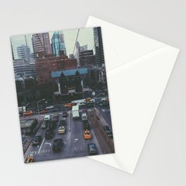 Traffic Stationery Cards
