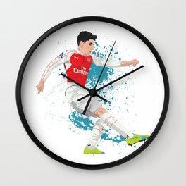 Hector Bellerín - Arsenal FC Wall Clock