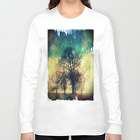 twilight Long Sleeve T-shirts featuring Twilight by Brent Griffith Art