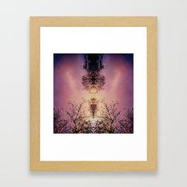 apes Framed Art Print