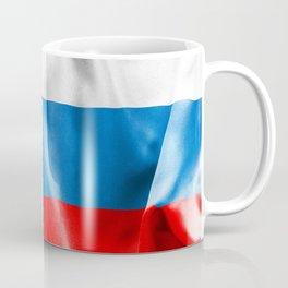 Russian Federation Flag Coffee Mug