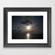 Tomorrow's Hope Framed Art Print