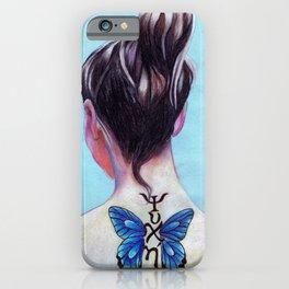 Psyche iPhone Case