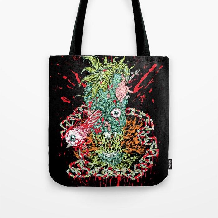 Dead Chains Tote Bag
