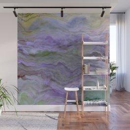 Purple Dreamscape Wall Mural
