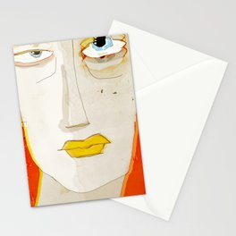 « lui » Stationery Cards