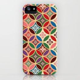 JAPANESE PAT. WA iPhone Case