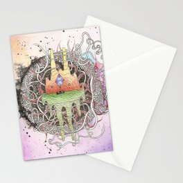 Master of Dimensions Stationery Cards