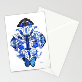 Ultramarine Stationery Cards