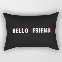 HELLO FRIEND Rectangular Pillow