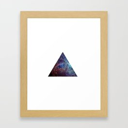 Biggest Hipster in all Cosmos Framed Art Print