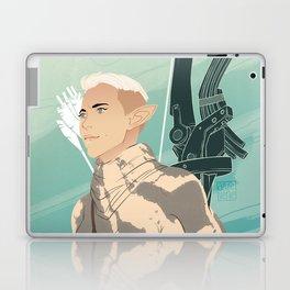 Nuala Lavellan Laptop & iPad Skin