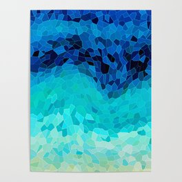 INVITE TO BLUE Poster