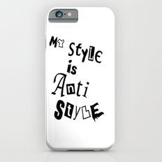 Anti Style Slim Case iPhone 6s