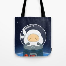 Space Ninja Tote Bag