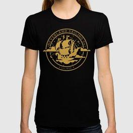 Neverland Sailing Co. T-shirt
