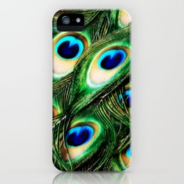 O Feathers iPhone Case