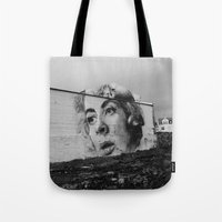 atlanta Tote Bags featuring Atlanta by MartiGrasz