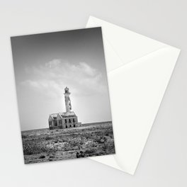 Klein Curaçao (Little Curacao) Lighthouse Stationery Cards
