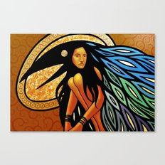 New World Isis Canvas Print