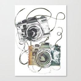 forever film Canvas Print