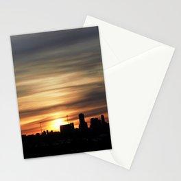 Sunset Toronto Stationery Cards