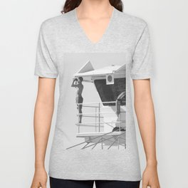 Tower 13 Unisex V-Neck