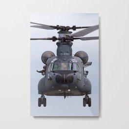 RNLAF CH-47F Metal Print