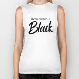 Unapologetically Black Biker Tank