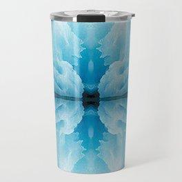 Icy Reflection Travel Mug