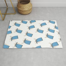 Deck Chairs Rug