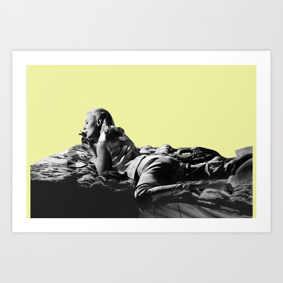 Just Hatched Art Print