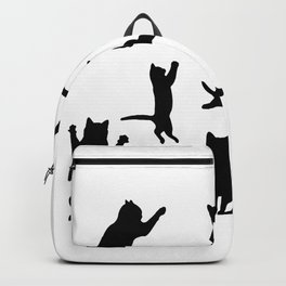 Cat Silhouette Backpack