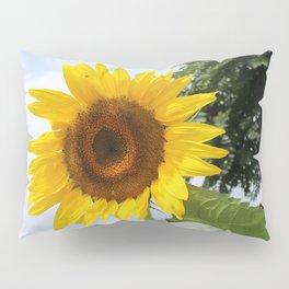 une seule fleur Pillow Sham