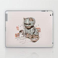 Robocat Laptop & iPad Skin