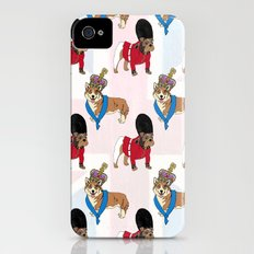 British Bulldog Guard Slim Case iPhone (4, 4s)