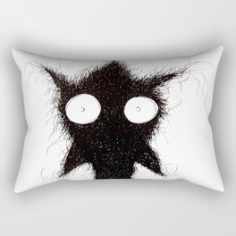 The creatures from the drain poster 7 Rectangular Pillow