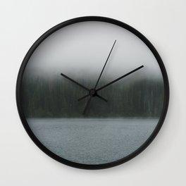 Wahtum Lake - Pacific Crest Trail, Oregon Wall Clock