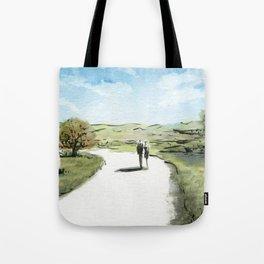 Path II Tote Bag