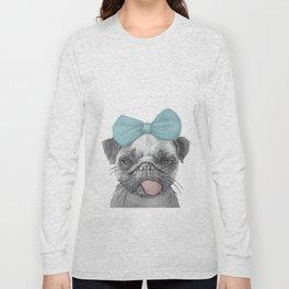 Pug Love Long Sleeve T-shirt