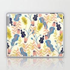 Pastel Floral Pattern Laptop & iPad Skin