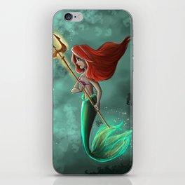 Ariel iPhone Skin